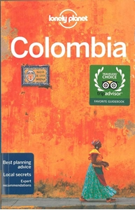 Picture of Lonely Planet Colombia Travel Guide