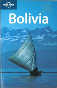 Picture of Lonely Planet Bolivia Travel Guide