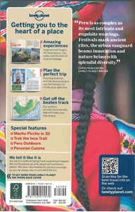 Picture of Lonely Planet Peru Travel Guide