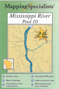 Picture of Mississippi River Pool 10