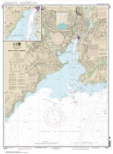 Picture of 12371 - New Haven Harbor Nautical Chart