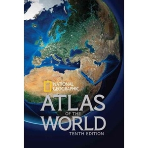 Picture of National Geographic Atlas of the World