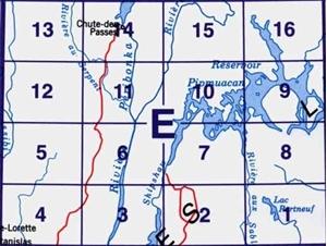 Picture of 22 E (1:50k)
