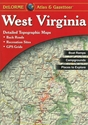 Picture of West Virginia Atlas & Gazetteer (Paperback)