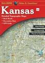 Picture of Kansas Atlas & Gazetteer (Paperback)