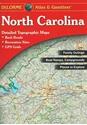 Picture of North Carolina Atlas & Gazetteer (Paperback)