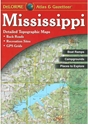 Picture of Mississippi Atlas & Gazetteer (Paperback)