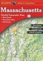 Picture of Massachusetts Atlas & Gazetteer (Paperback)