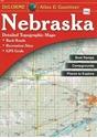 Picture of Nebraska Atlas & Gazetteer (Paperback)