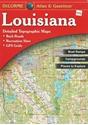 Picture of Louisiana Atlas & Gazetteer (Paperback)