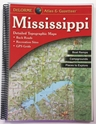 Picture of Mississippi Atlas & Gazetteer (Laminated)