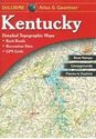 Picture of Kentucky Atlas & Gazetteer (Paperback)