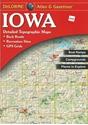 Picture of Iowa Atlas & Gazetteer (Paperback)