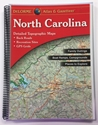 Picture of North Carolina Atlas & Gazetteer (Laminated)