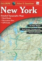 Picture of New York Atlas & Gazetteer (Paperback)