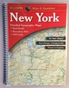 Picture of New York Atlas & Gazetteer (Laminated)