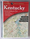 Picture of Kentucky Atlas & Gazetteer (Laminated)