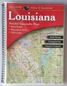 Picture of Louisiana Atlas & Gazetteer (Laminated)