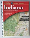 Picture of Indiana Atlas & Gazetteer (Laminated)