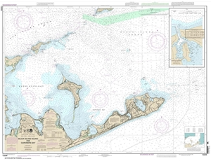 Picture of 13209 - Block Island Sound And Gardiners Bay Nautical Chart