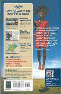 Picture of Lonely Planet Kenya Travel Guide