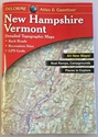 New Hampshire and Vermont Front Cover