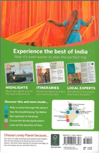 Picture of Lonely Planet Discover India