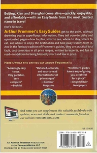 Picture of Frommer's EasyGuide to Beijing, Xian, and Shanghai