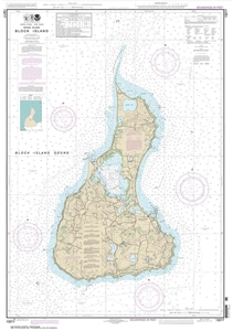 Picture of 13217 - Block Island Nautical Chart