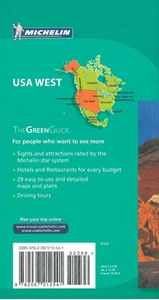 Picture of Michelin USA West Green Guide