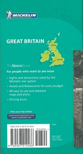 Picture of Michelin Great Britain Green Guide