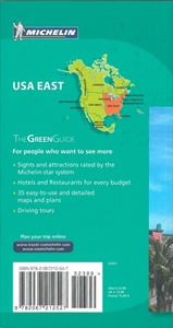 Picture of Michelin USA East Green Guide