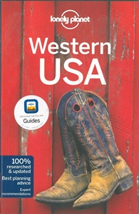 Picture of Lonely Planet Western USA