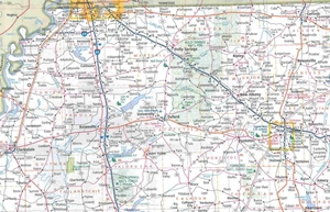 Picture of Mississippi State Travel Map
