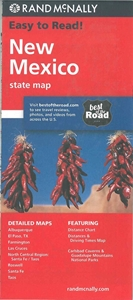 Picture of New Mexico State Map