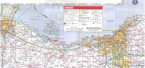 Picture of Ohio State Travel Map