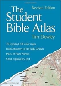 Picture of The Student Bible Atlas, Revised Edition