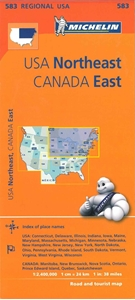 Picture of Michelin - USA Northeast, Canada East (583)