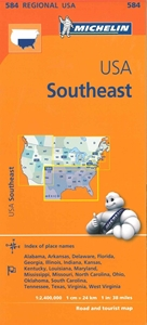 Picture of Michelin - USA Southeast (584)