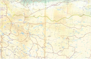 Picture of International Travel Maps - Tibet