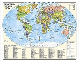 Picture for category World Maps