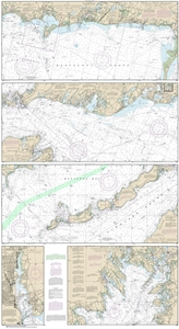Picture of 13229 - South Coast of Cape Cod And Buzzards Bay Nautical Chart