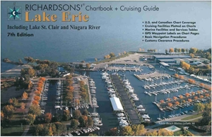Picture of Richardsons' Chartbook & Cruising Guide Lake Erie