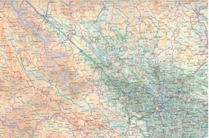 Picture of International Travel Maps - Hanoi & Vietnam North