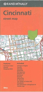 Picture of Cincinnati Street Map
