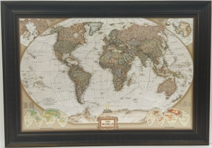 Picture of World Executive Gallery Map