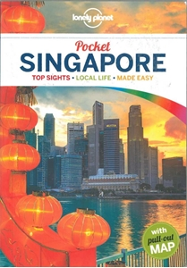 Picture of Lonely Planet Pocket Singapore Travel Guide