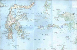 Picture of International Travel Maps - South East Asia