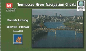 Picture of Tennessee River Navigation Chart Book