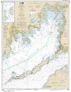 Picture of 13230 - Buzzards Bay Nautical Chart